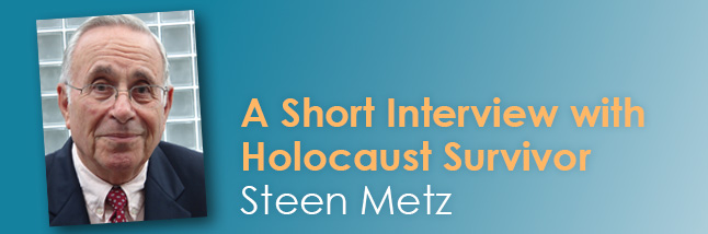 Steen Metz Interview