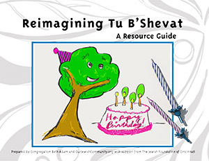 Tu B'Shevat resource guide cover